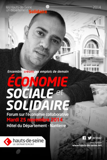 forum de l'économie sociale et collaborative 2014